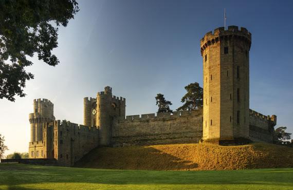 Warwick Castle East