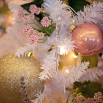 Pink Decorations for your tree