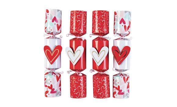 Sainsbury's Valentine's Day crackers