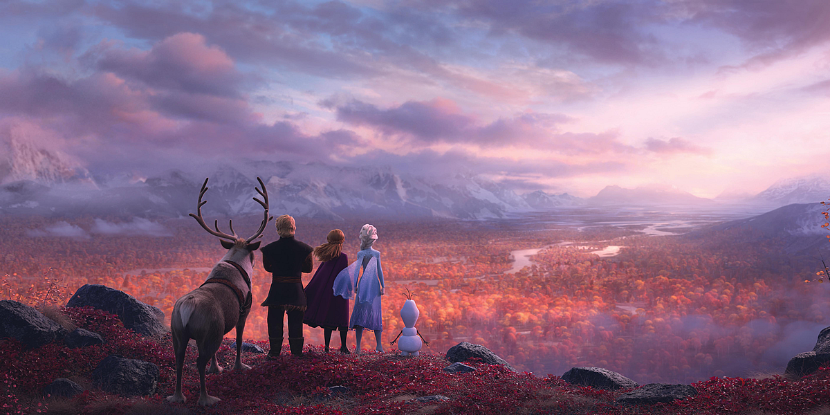 Disney Frozen 2