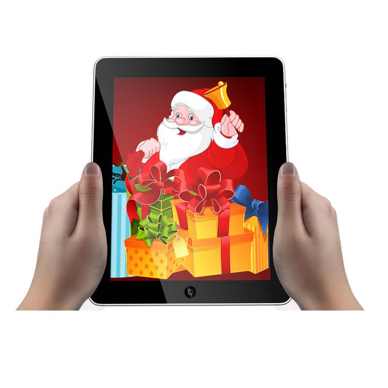 Santa Tablet