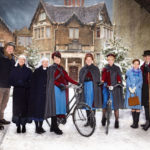 Call the Midwife begin filming for series 9 and Christmas specials