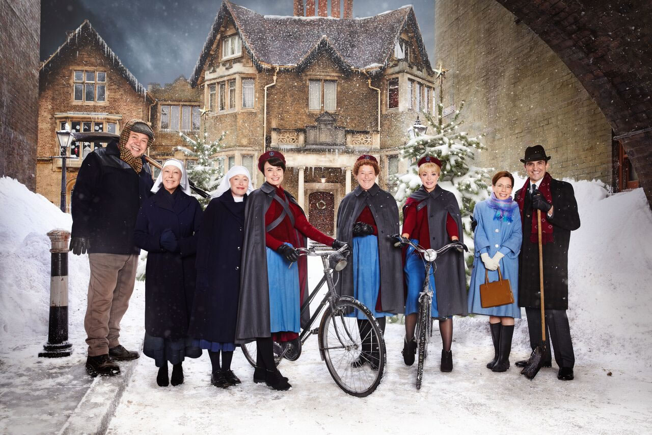 Image from Call The Midwife Christmas special