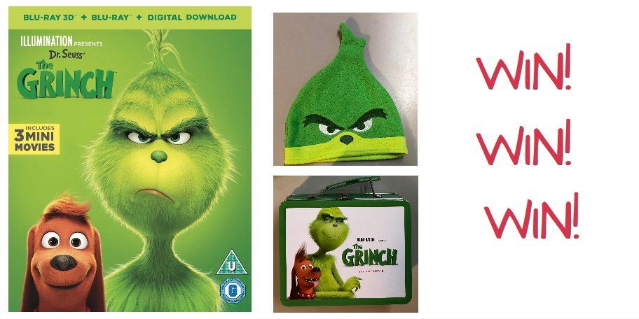 Win The Grinch Bundle Prize