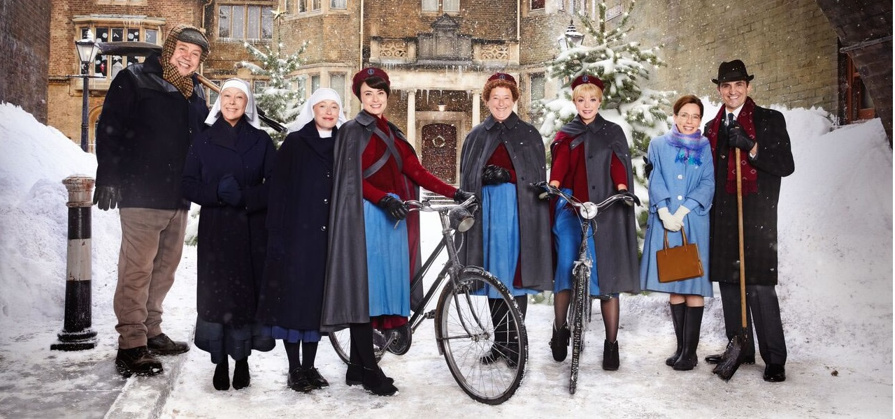 Call the midwife Christmas 2019