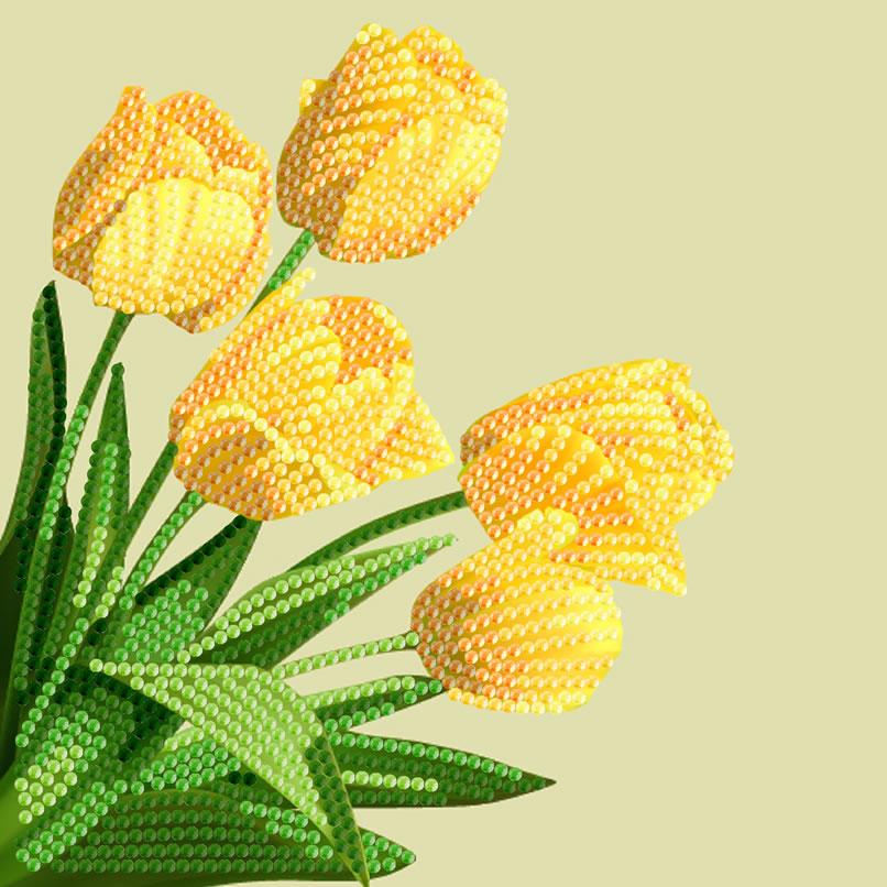 Image of tulip craftbuddy pettern