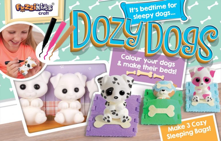 Image of Dozy Dogs boxed