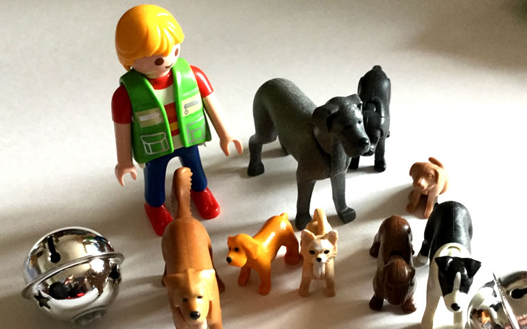 Image of playmobil Tiny Paws hotel 9275 animals and figures