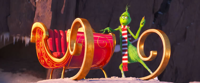 Image from the grinch film