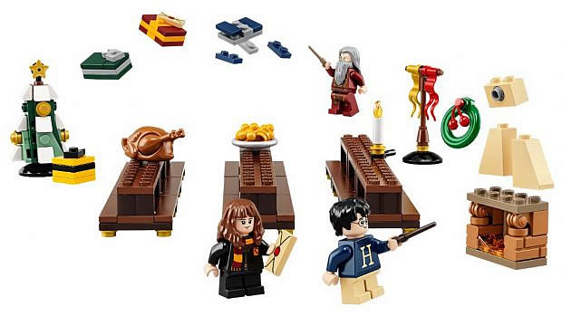 LEGO Harry Potter Advent Calendar Minifigures