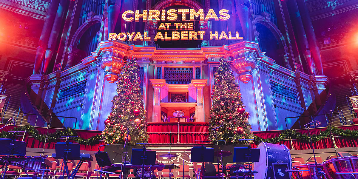 Christmas at the Royal Albert Hall