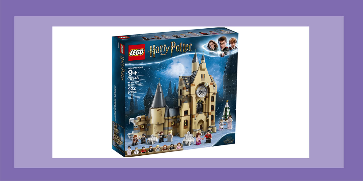 LEGO Hogwarts™Clock Tower 75948 set