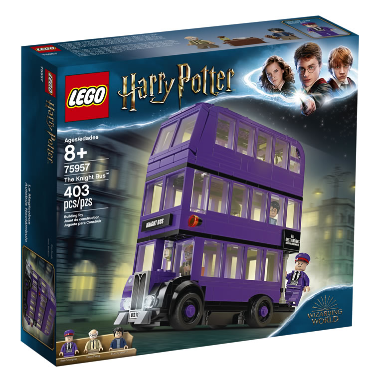 Lego Harry Potter 75957 – The Knight Bus