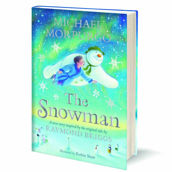 Michael Morpurgo's 'The Snowman' By Raymond Briggs