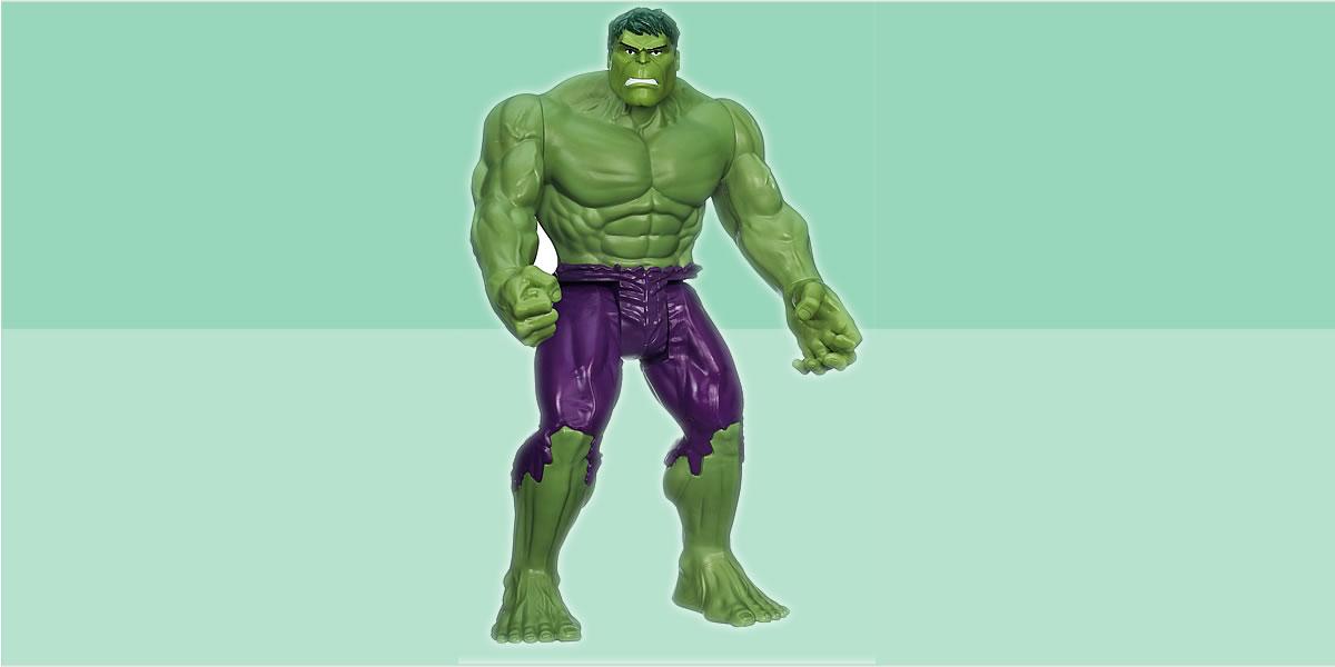The Hulk Toys