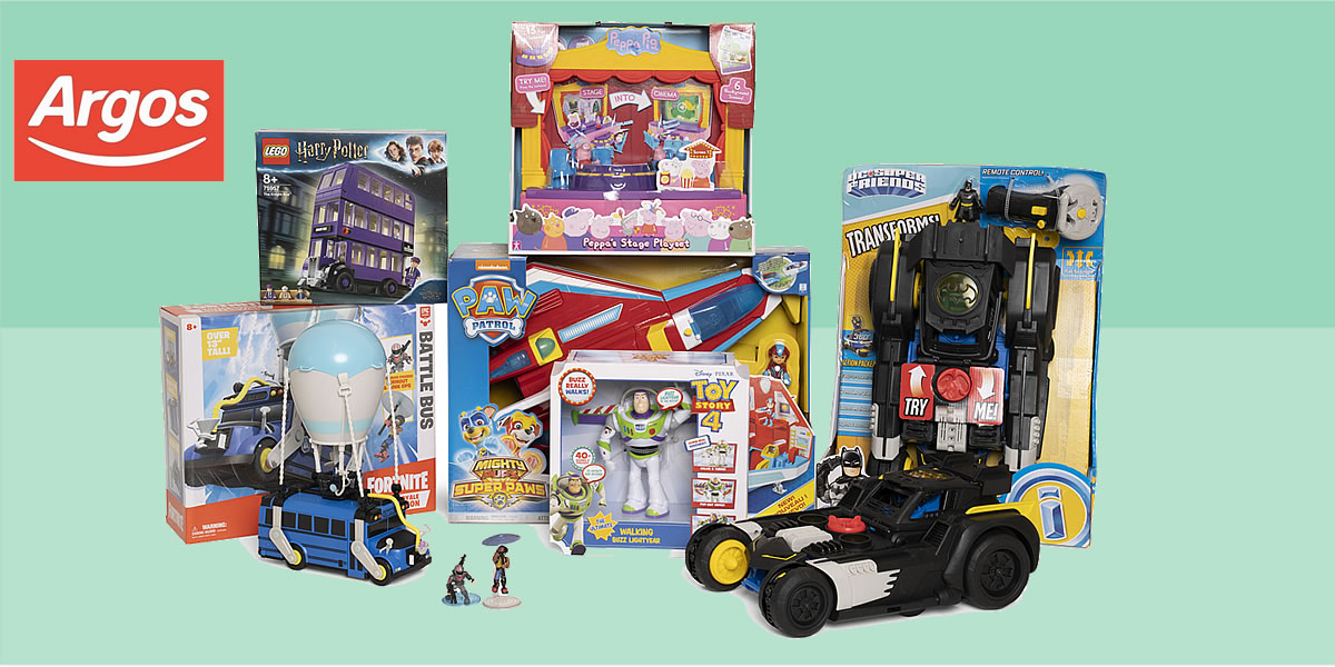 Argos top 12 toys for Christmas 2019