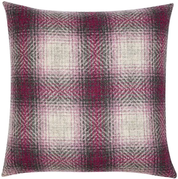 Harper Check Dusky Rose Cushion GBP 45.00