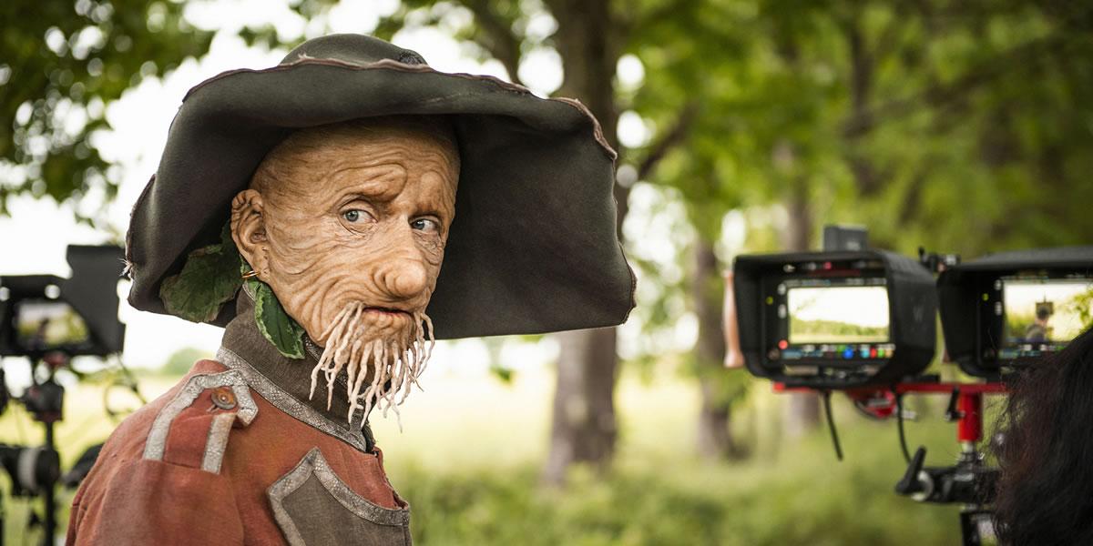 BBC One Worzel Gummidge - First Look