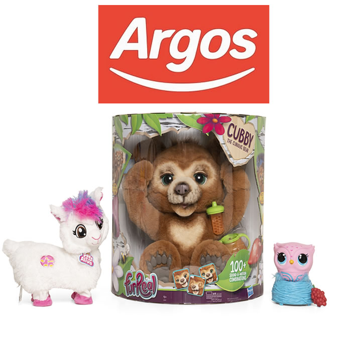 Argos Christmas 2019 top toys