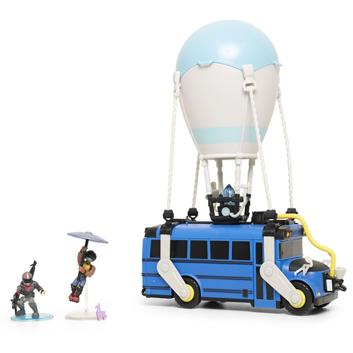Argos top toys: Fortnite Battle Bus £40