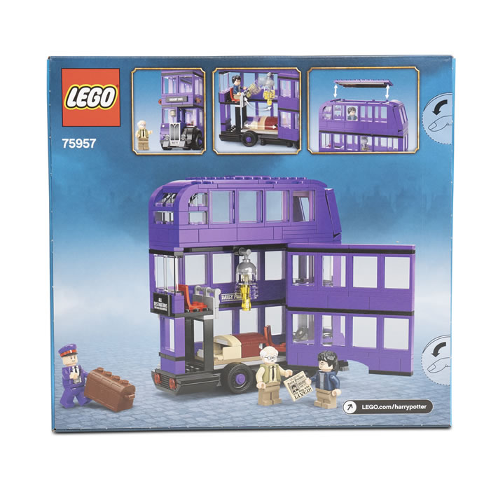 Argos top toys: LEGO Harry Potter Night Bus £35