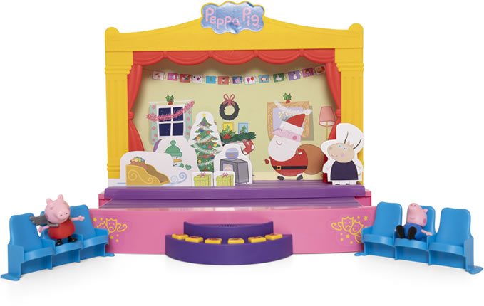 Argos top toys: Peppa Pig Playset £40