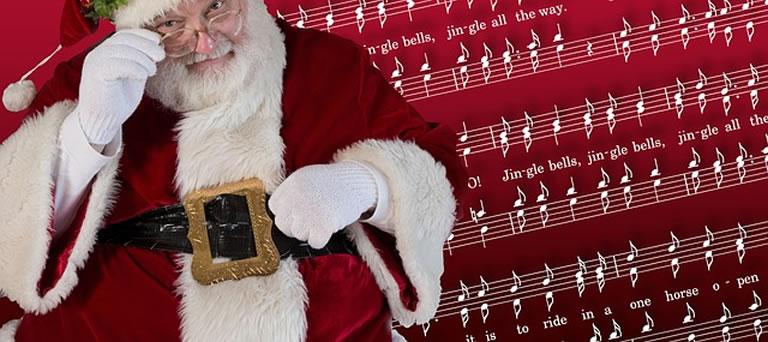 Image for Christmas music