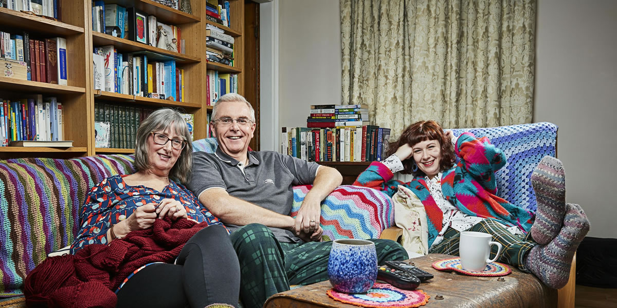 Image from Gogglebox