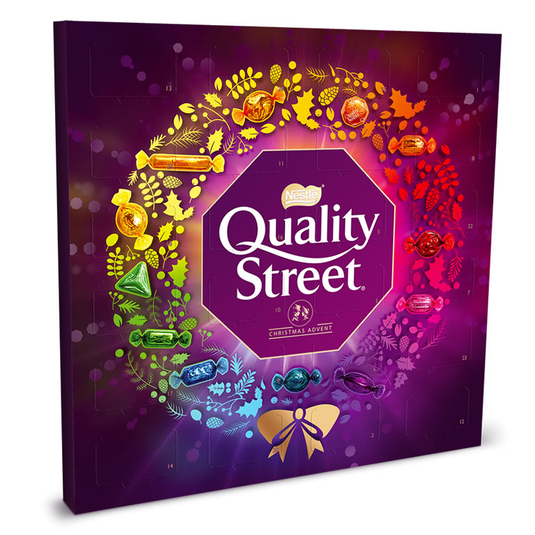 Quality Street Christmas Advent Calendar 2019