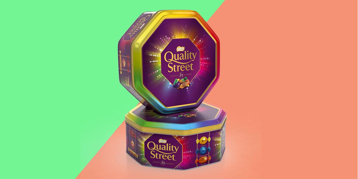 Quality Street Tin 2019