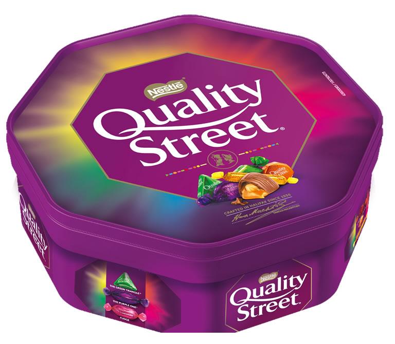Quality Street Tub