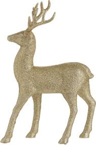 Wilko Gold Stag