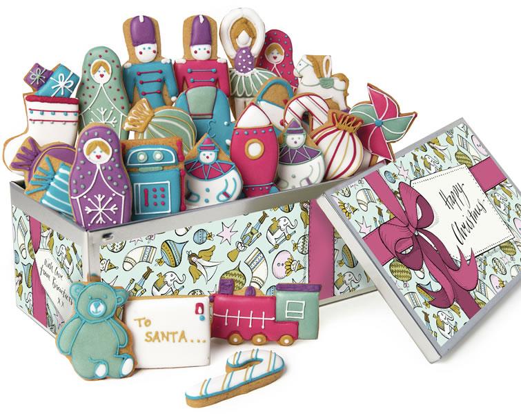 Biscuiteers and Sophie Conran Advent Calendar