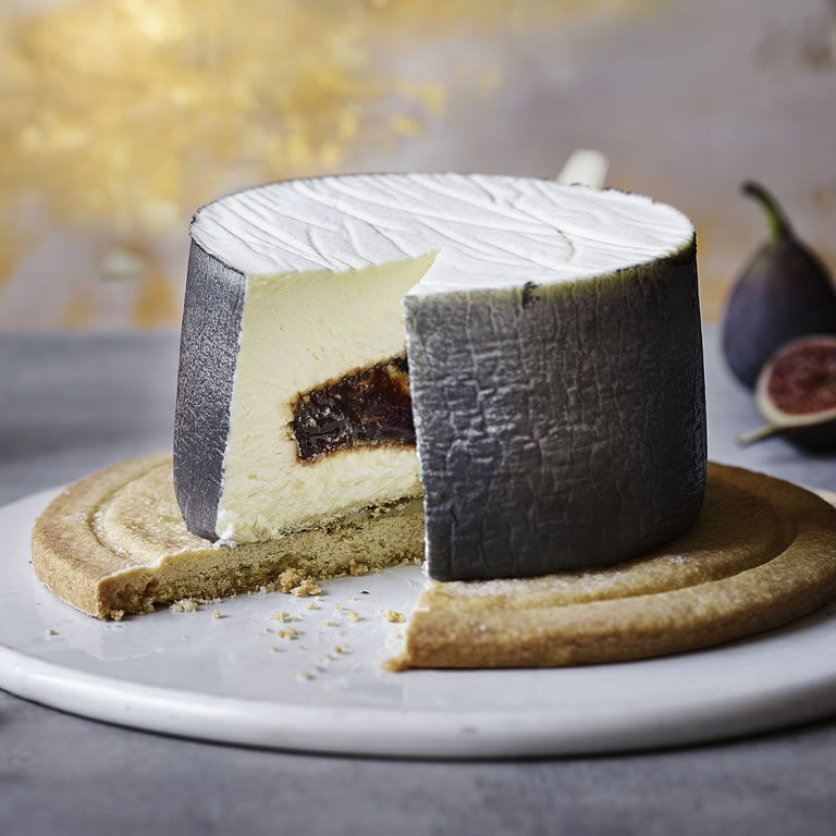 Heston Blumenthal's Cheese Cake