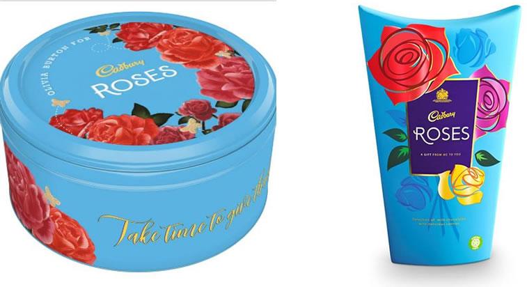 Cadbury Roses X Olivia Burton