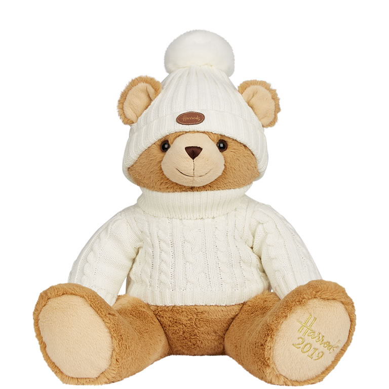 Harrods Christmas Bear 2019