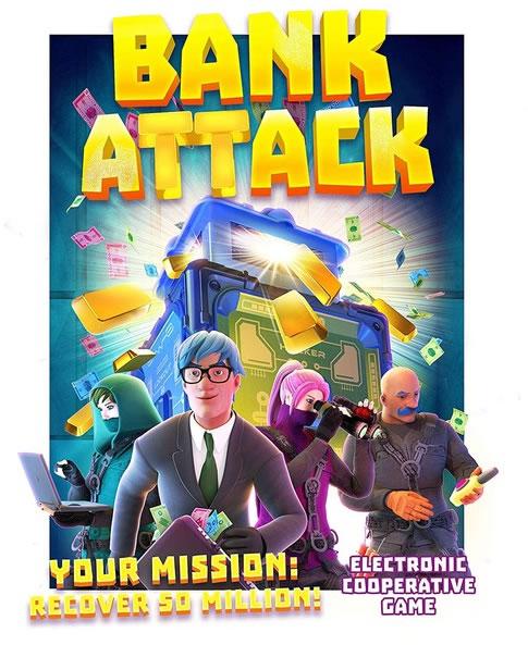 Image of John Adams Bank Attack