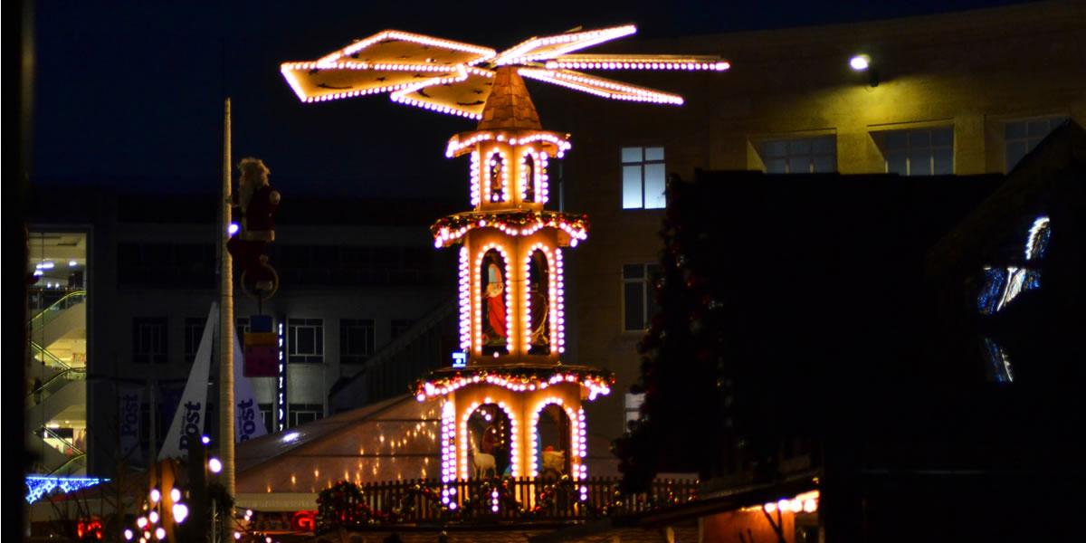 Image of Bristol Christmas market