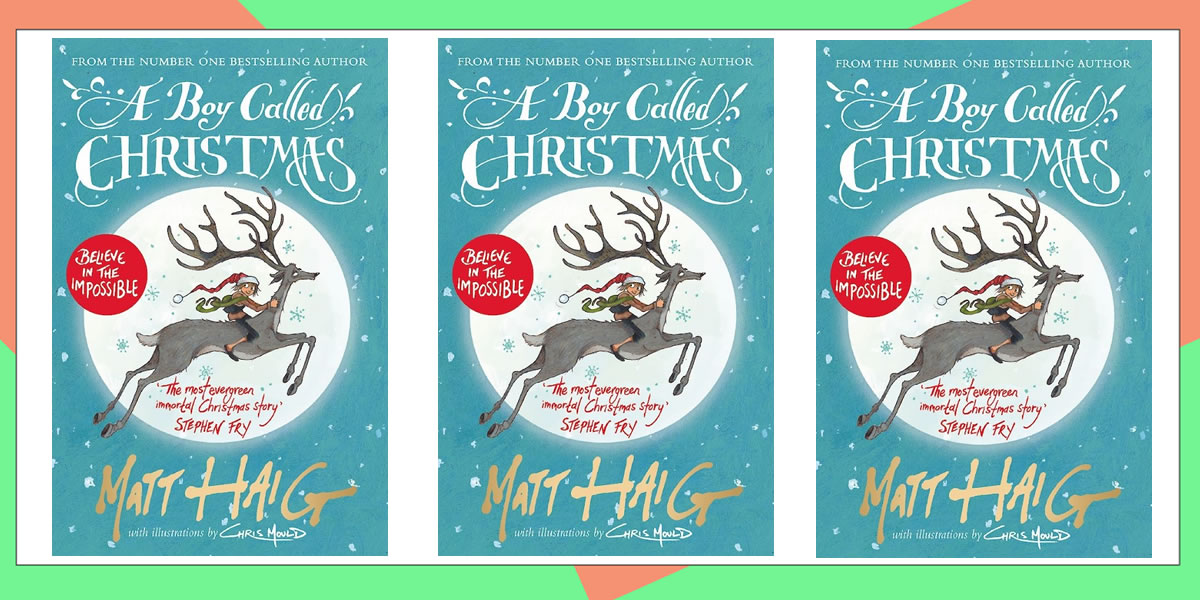 Image of Matt Haig A Boy Called Christmas book