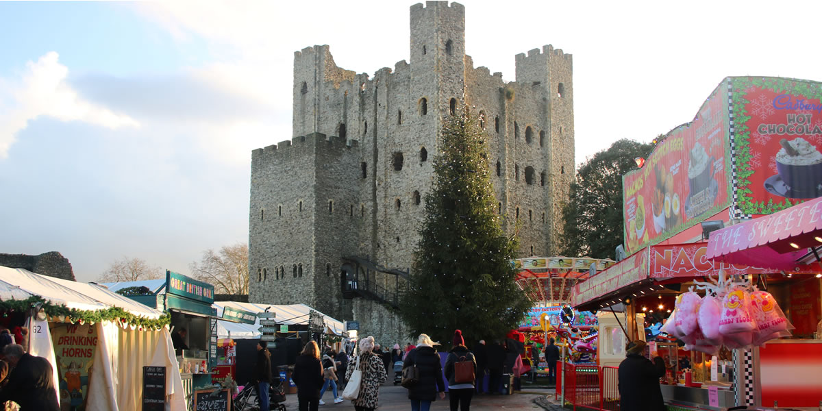 Image of Rochester Christmas market