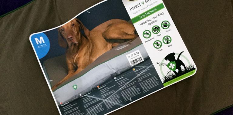 Image of Scruffs Insect Shield® Dog Mattress