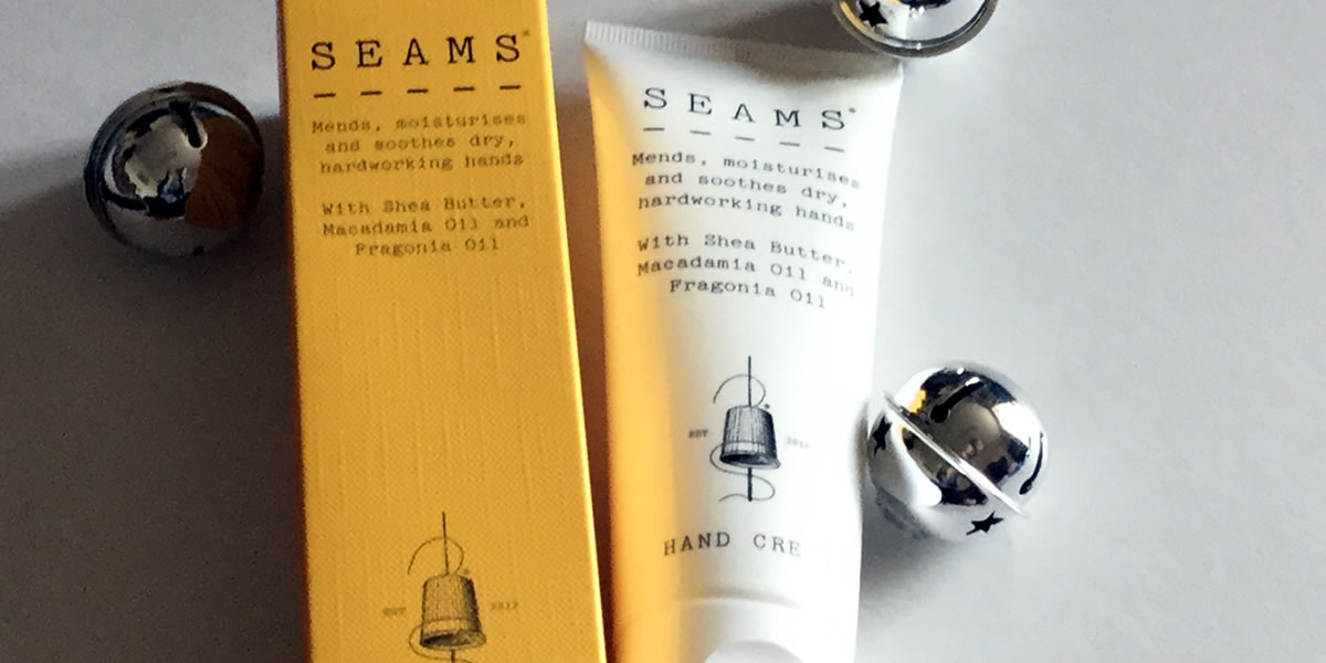 Image of SEAMS Beauty and cream