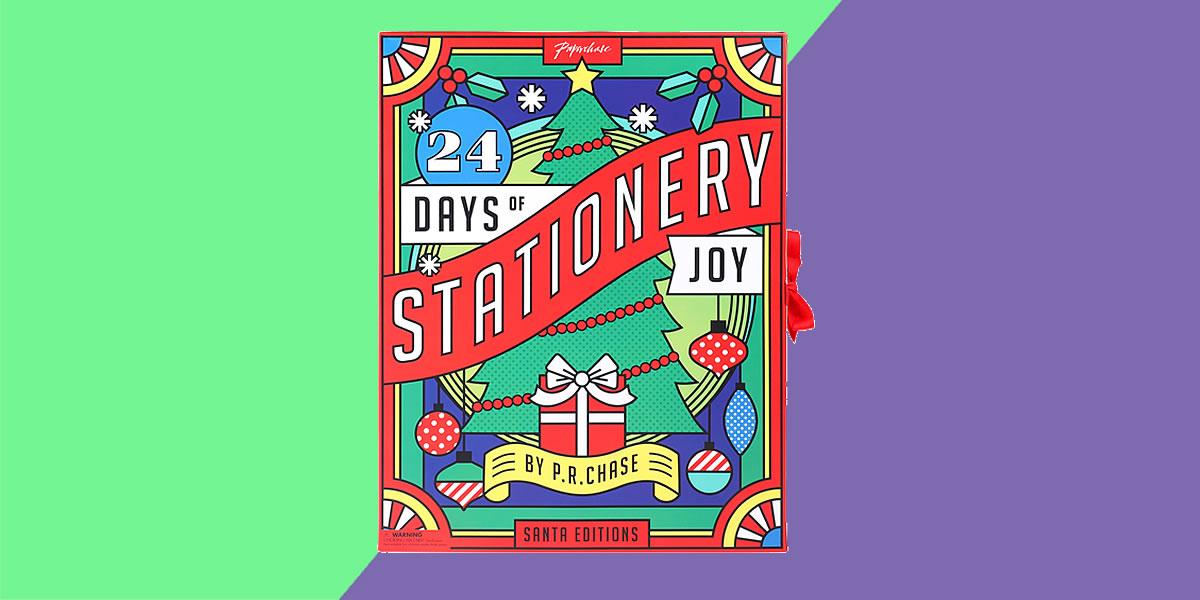 Paperchase Christmas 2019 Advent Calendar
