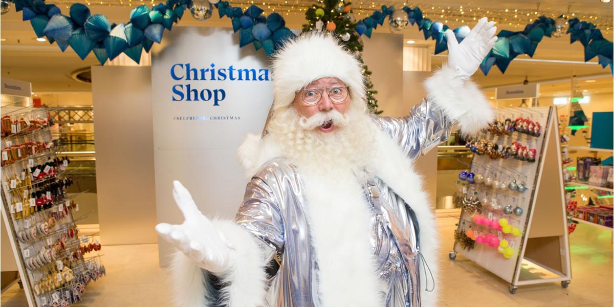 Selfridges Christmas Store 2019