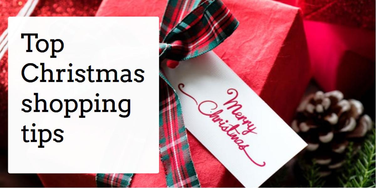 Top Christmas Shopping Tips