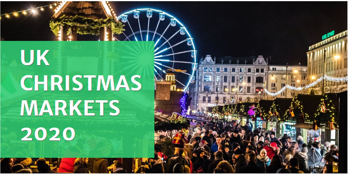 UK Christmas Markets 2020