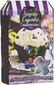 Image of Wilko Cupcake baking kit