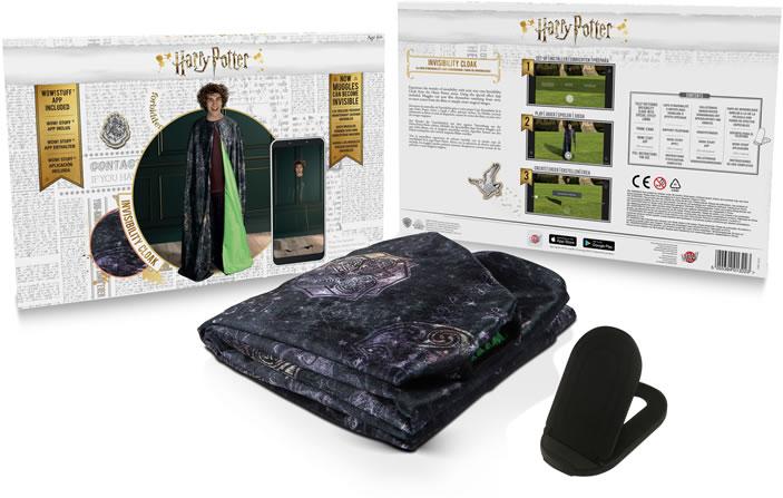 Harry Potter Invisibility Cloak