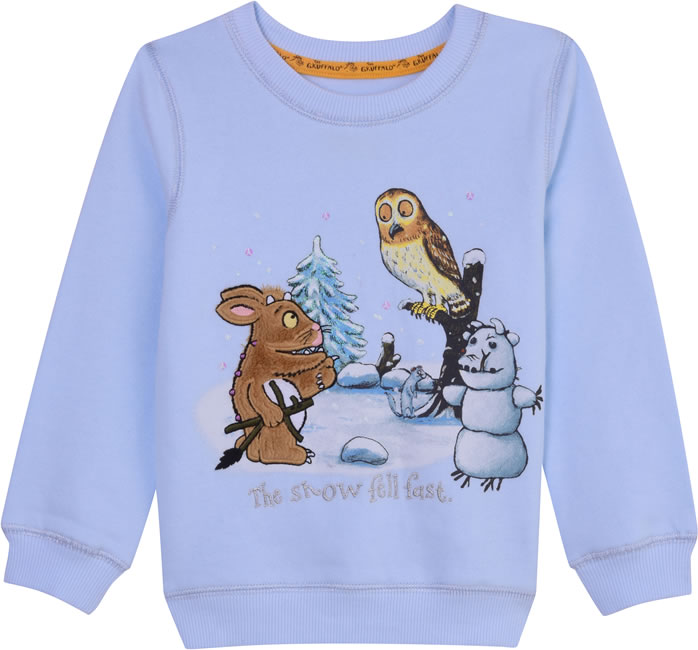 Save the Children x Gruffalo Christmas Jumpers, £7-14%uFFFD 9-12 Months to 5 Years