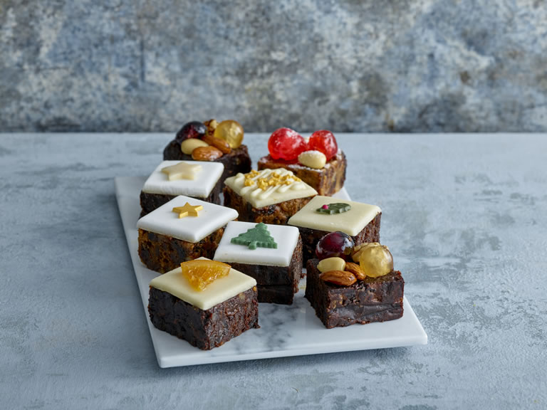 Specially Selected Exquisite Christmas Cake Selection